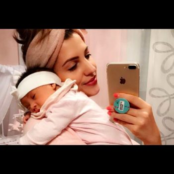 Smartphone or your Baby?